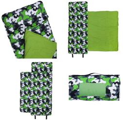 Wildkin Camouflage Nap Mat