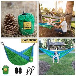 Wise Owl Outfitters Kids Hammock for Camping Owlet Kid & Gea