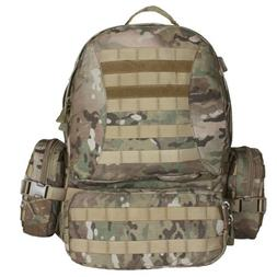Fox Outdoor Products Advanced Hydro Assault Pack, Multicam