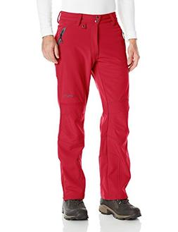 Arctix Men's Advantage Softshell Pants, Vintage Red, Large