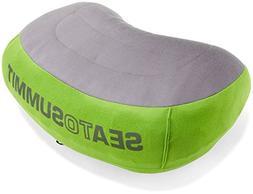 Sea To Summit Aeros Premium Pillow Grey/Green, Regular