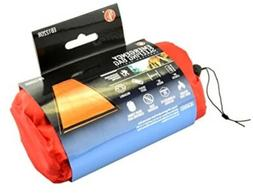 84 x 36 Aluminized PE Emergency Sleeping Bag: Heavy Duty Myl