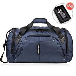 ASPENSPORT Premium Duffel Bag Sport Gym Bag for Men Water Re