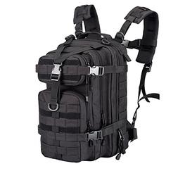 30L Outdoor Small Assault Tactical Backpack Military Sport C