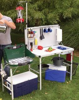 Coleman Pack Away Deluxe Portable Kitchen