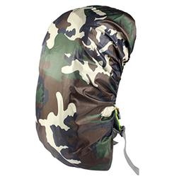 Backpack Rain Cover, Inkach Waterproof Camo Rain Cover for T