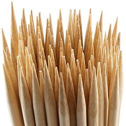 MalloMe Bamboo Marshmallow Roasting Sticks 5mm Thick Extra L