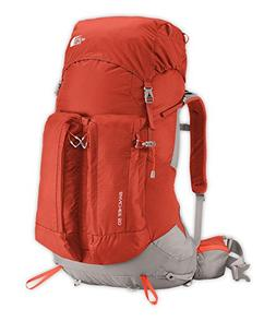 The North Face Banchee 50 Backpack - Women's Red Clay/Zion O