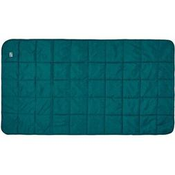 KELTY Bestie Blanket Geo Heather/Brown Green One Size