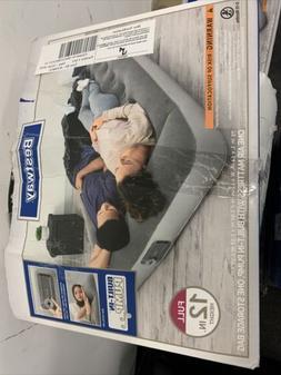 "Bestway 12"" Air Mattress with Built in Ac Pump, Full Size, A"