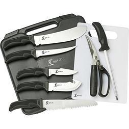 big game cutlery kit