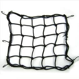 Bike Luggage Net, Inkach Motorcycle Bike Cargo Net Elastic L