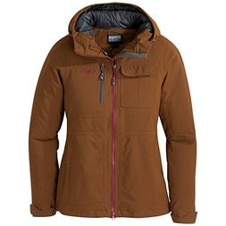 Outdoor Research Women's Blackpowder Ii Jacket, Saddle, Smal