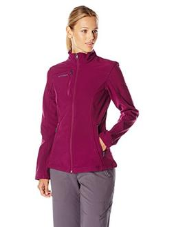 Arctix Women's Bliss Softshell Jacket, X-Large, Plum