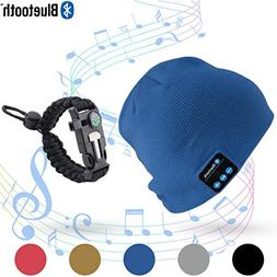Stone & Pine Bluetooth Beanie with Emergency 5 in 1 Paracord