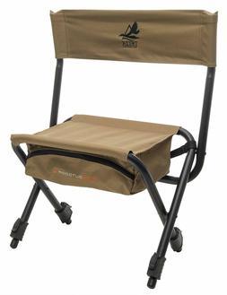 boat blind duck hunting chair marsh stool