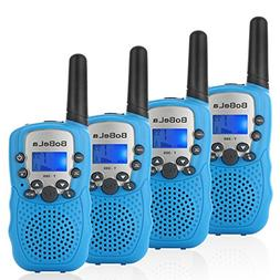 Bobela T388 Best Cheap Walkie Talkies as Festival Birthday G