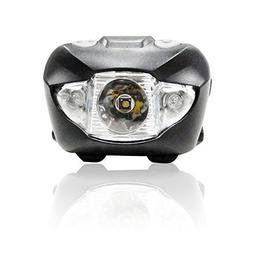 Falkon Gear Best & Bright LED Headlamp Flashlight - Perfect