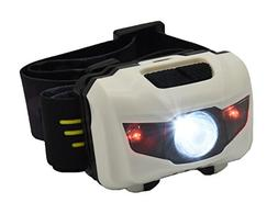 LOYALSEA LED Brightest Headlamp with Red Light for Adult,Kid