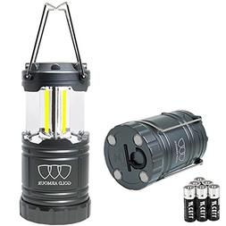 Gold Armour Brightest LED Lantern - Camping Lantern  - Campi