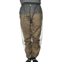 GOGO Bug Pants Best Insect Repellent Protection - Grey,M