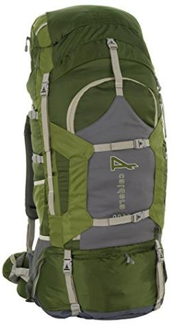 ALPS Mountaineering Caldera 5500 Internal Frame Pack, Green