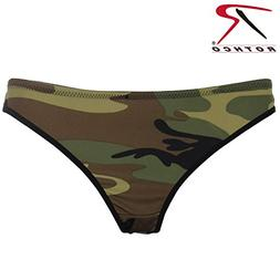 Rothco Women's Camo Thong, Medium