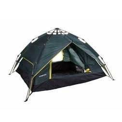 North Gear Camping Double Layer 3 Person Instant Camping Ten