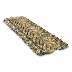 Camouflage Inflatable Travel Sleeping Pad Camping Gear Bag O
