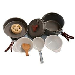 camping hiking cookware backpacking cooking