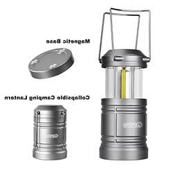 Camping Lantern, LED Lantern Lights with Magnetic Base 1 Pac
