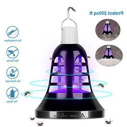 Auledio Camping Lantern and Bug Zapper - LED Tent Light Mosq
