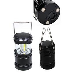 LED Camping Lantern 2 Pack Flashlights - Survival Kit for Em