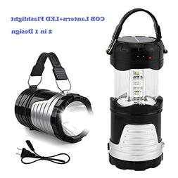 Operkey LED Camping Lantern Portable Outdoor Flashlight with