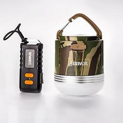 sunree Camping Lantern-Ultra Bright 550 Lumens,9900mAh Power