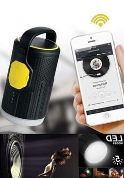 Atlantic Travel Gear Camping Lanterns Flash Light Bluetooth