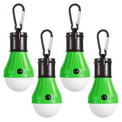 LED Camping Light  Doukey Portable LED Tent Lantern 4 Modes