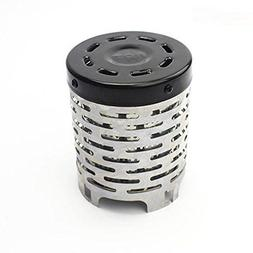 Outdoor Camping Mini Heater Warming Stove Cover Tent Heating