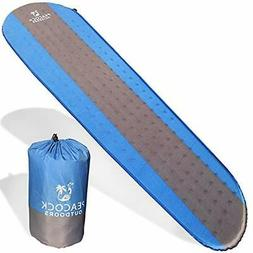 Peacock Outdoors Camping Pad Self Inflating - Premium Lightw