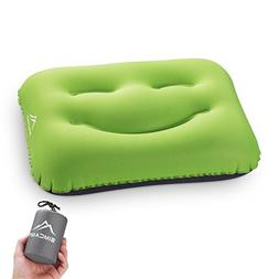 SIMCAMP Ultralight Inflatable Travel Camping Pillow Compress