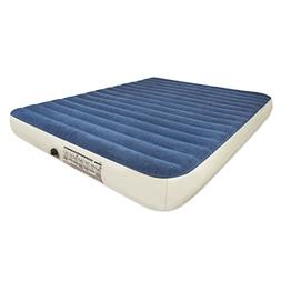 SoundAsleep Camping Series Air Mattress - Queen Size with In