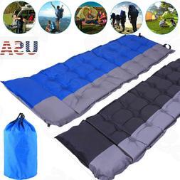 Camping Sleeping Pad Self Inflating Air Mattress Backpacking