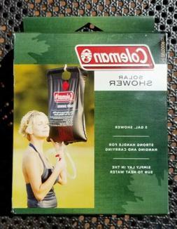 camping solar shower bag outdoor gear hanging