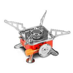 Leeko Camping Stove, Collapsible Portable Outdoor Camping Ge