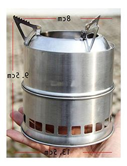 Outdoor Camping Stove Cooking Supplies Equipment Gear Solo W