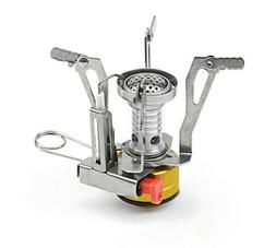 Camping Stove Mini Gas Stove for Backpacking and Hiking Paci