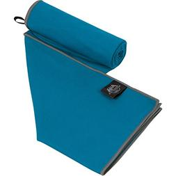 Bear Essentials Microfiber Camping and Travel Towel, Ultra F