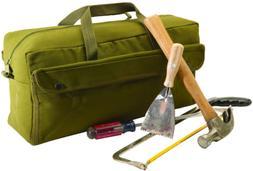 Texsport Canvas Mechanics Tool Bag with Zipper