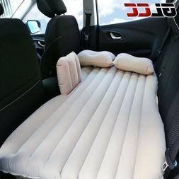 Car Back Seat Air Bed Travel Mattress Suv Inflatable Mattres