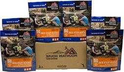 Mountain House Chicken Fajita Bowl Premium Case Pack